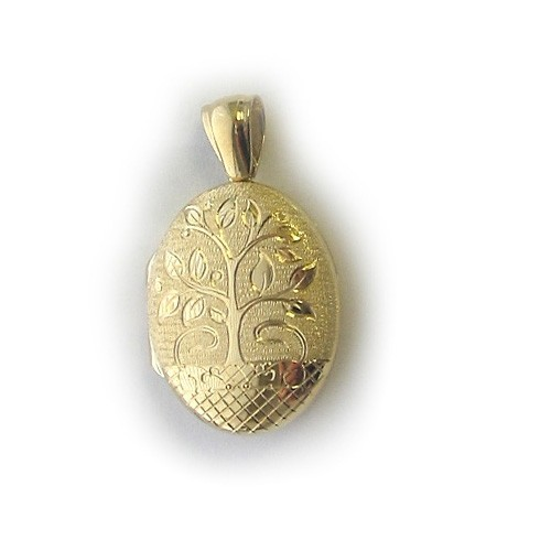 locket hand charles add gold engraved with loading green to wishlist solid lockets flowers shop